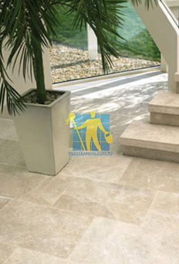 limestone tiles honed santa anna Woodville South cleaning
